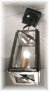 4x9 interior ceiling open base copper-brass-pewter-tin lanterns
