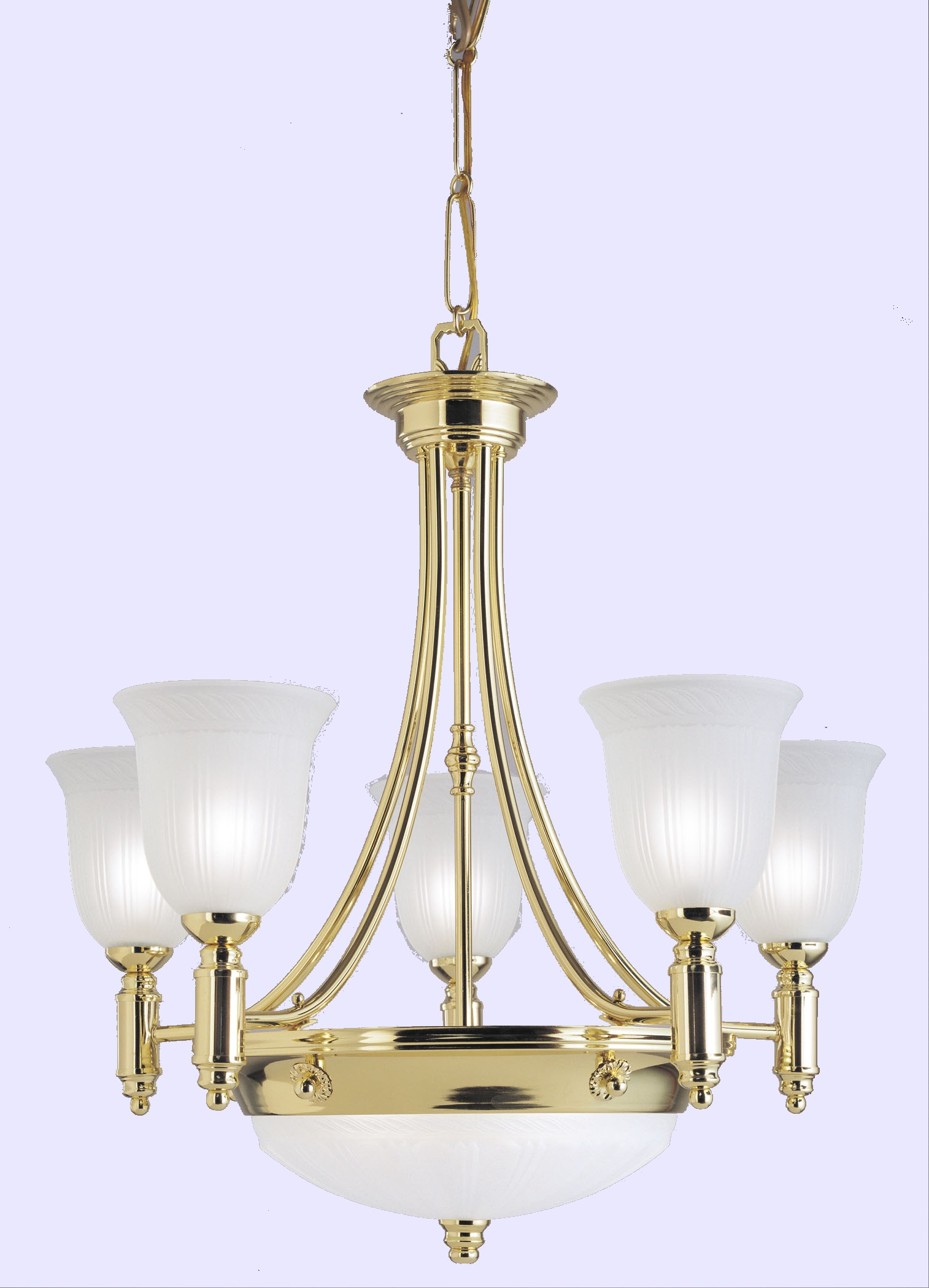 contemporary-brass-chandelier